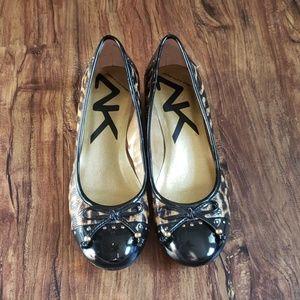 Anne Klein Sport Shoes - Anne Klein Sport Cheetah print Wedge, size 8M